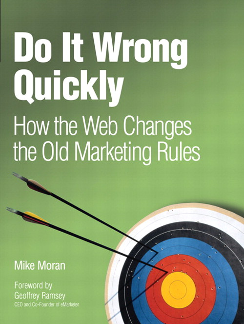 Do It Wrong Quickly book